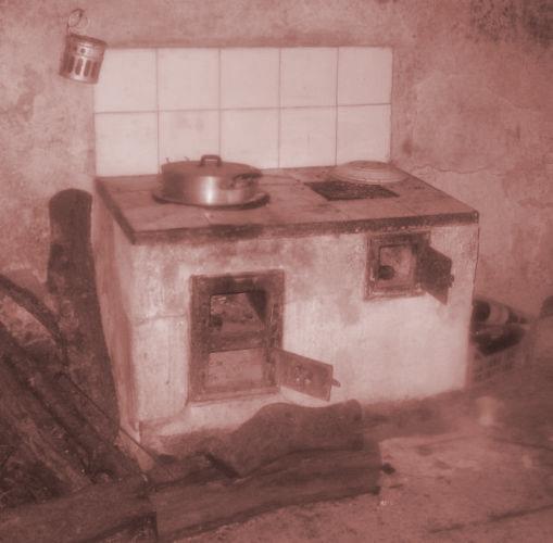 Kuthuma di erks - Stufe a legna vecchie ...